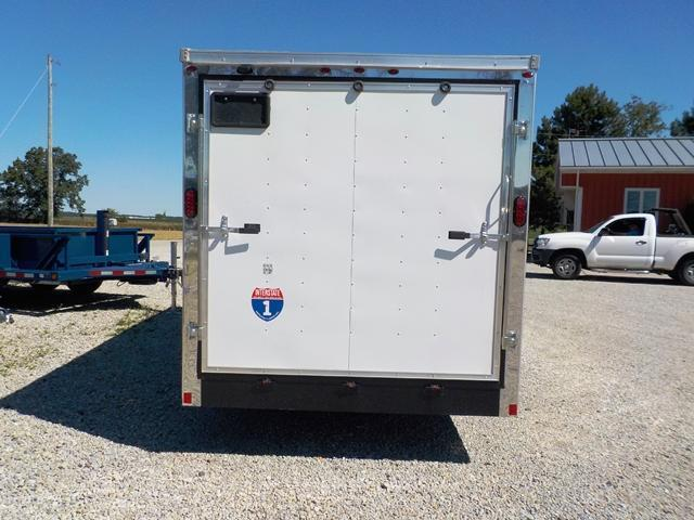 2017 Interstate IFC 716 TA3 Enclosed Cargo Trailer