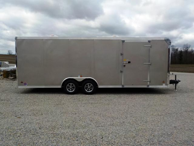 2018 US Cargo PC 8524 TA3 PHANTOM Car / Racing Trailer