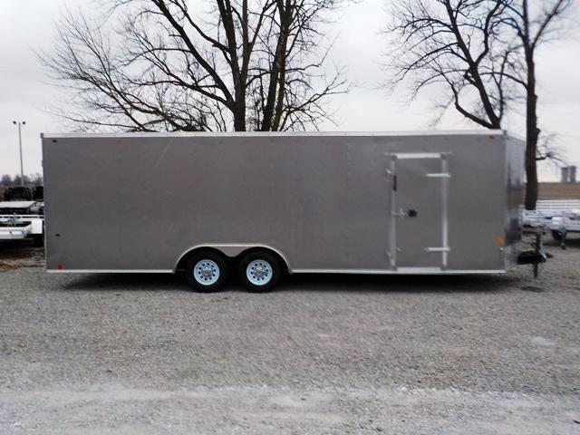 2018 Interstate SFC 824 TA3 XLT Enclosed Cargo Trailer