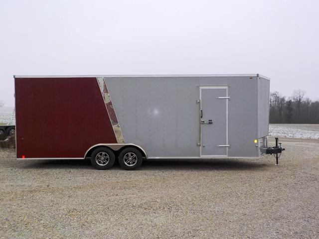 2019 Interstate IFC 824 TA3 XLT Enclosed Cargo Trailer