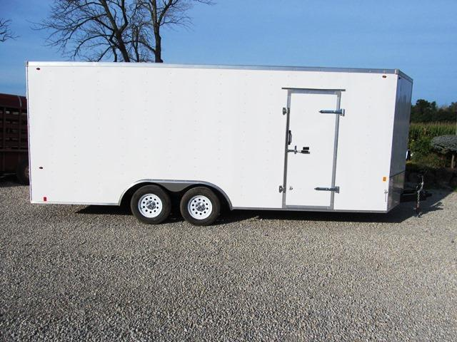 2019 Interstate SFC 820 TA2 Enclosed Cargo Trailer