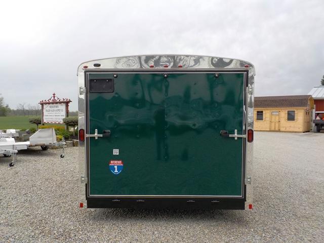 2017 Interstate IWD 820 TA2 XLT Enclosed Cargo Trailer