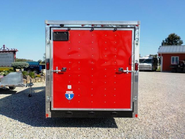 2017 Interstate SFC 716TA2 Enclosed Cargo Trailer