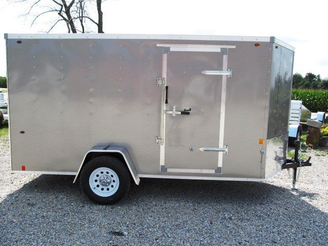 2019 Interstate SFC 612 SAFS Enclosed Cargo Trailer