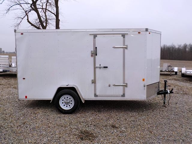 2018 Interstate SFC 612 Enclosed Cargo Trailer