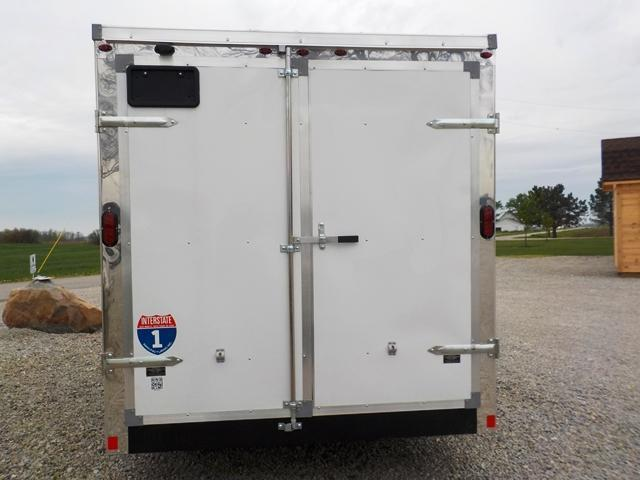 2017 Interstate SFC 714 TA2 Enclosed Cargo Trailer