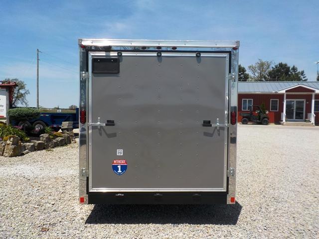 2017 Interstate IFC 714 TA2 Enclosed Cargo Trailer