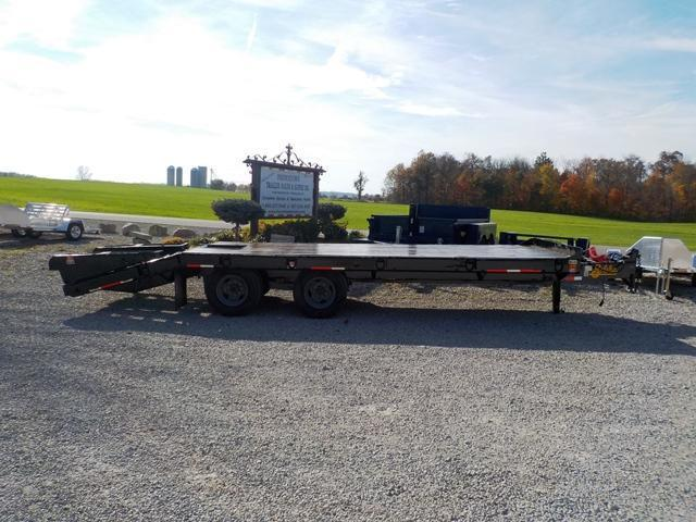 1989 Belshe FB-24 2AP Equipment Trailer - USED