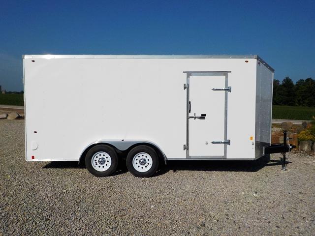 2020 Interstate SFC 716 TA2 Enclosed Cargo Trailer