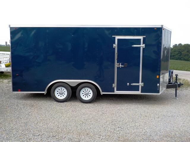 2018 Interstate IFC 816 TA2 XLT Enclosed Cargo Trailer