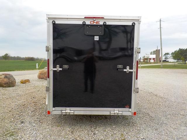 2017 Interstate XTR 610 SAFS Enclosed Cargo Trailer