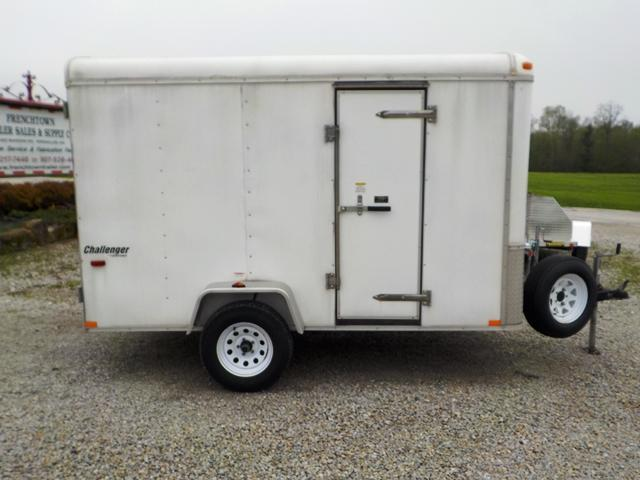 2016 Homesteader CHALLENGER 610 CS Enclosed Cargo Trailer