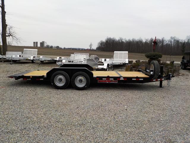 2018 Trailerman Trailers Inc. CTT7416 N14 16
