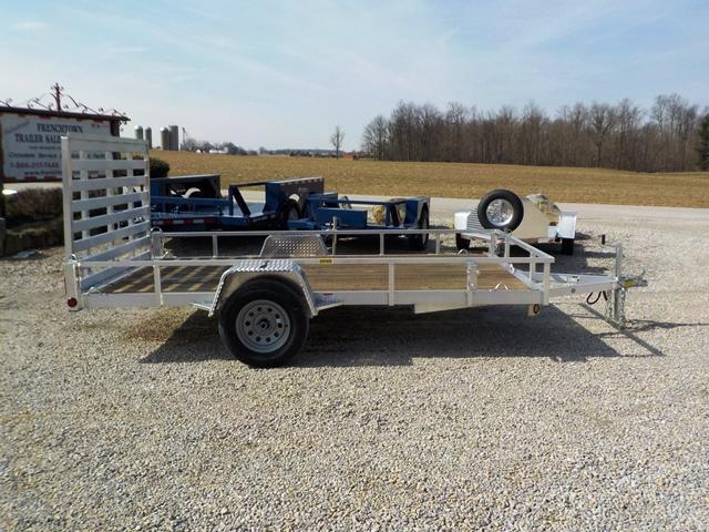 2019 Quality Steel and Aluminum 8212 ALDX3.5KSA Utility Trailer