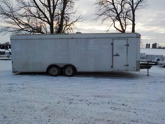 2006 Cargo Express CE 824XL2 Enclosed Cargo Trailer - USED