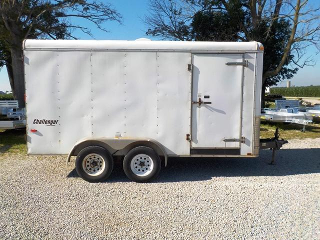 2007 Homesteader Challenger 714 TA2 Enclosed Cargo Trailer ** USED **