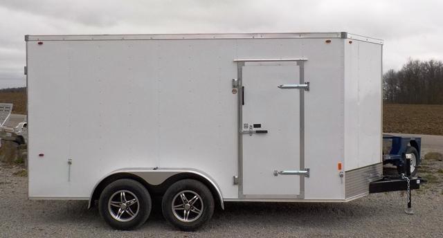 2016 Interstate SFC 714 TA2 Enclosed Cargo Trailer