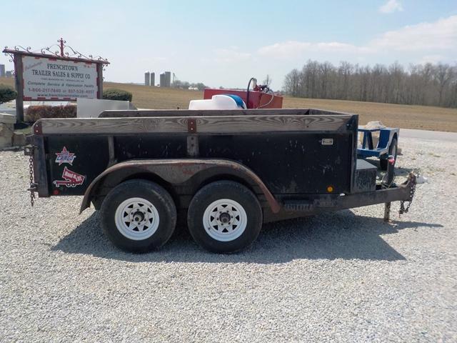 2009 US Cargo HDL6810-TA3 Dump Trailer