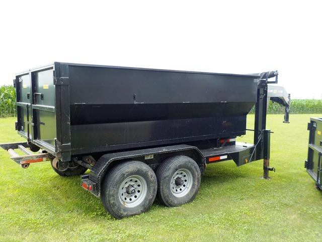 2011 Belmont  RODT 12 - 14K ROLL-OFF Trailer ** USED **
