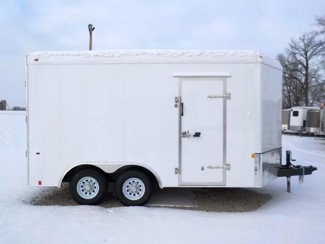 2018 Interstate IWD 814 TA3 XLT Enclosed Cargo Trailer