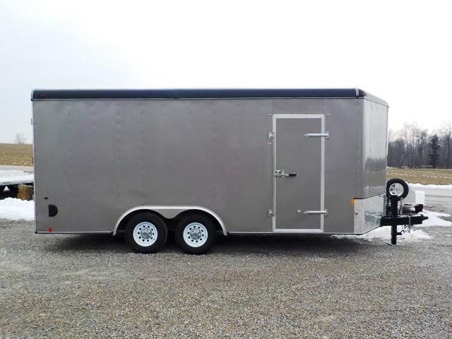 2018 Interstate ***DEMO*** IWD 818 TA3 XLT Enclosed Cargo Trailer