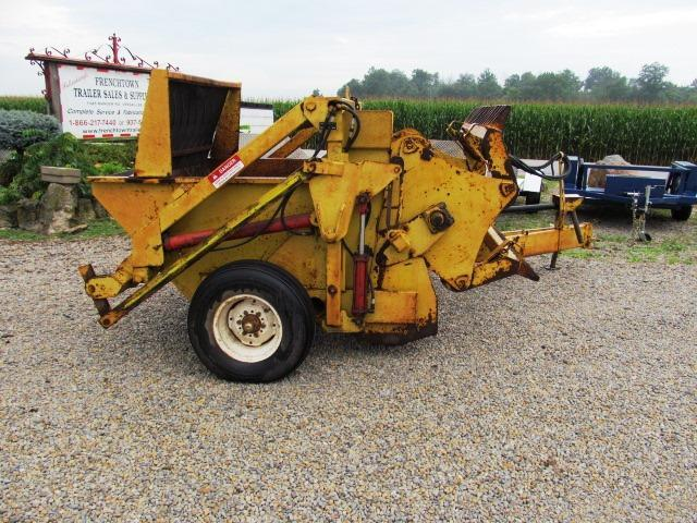 1988 Degelman Mfg. R 570 H Rock Picker ** USED **
