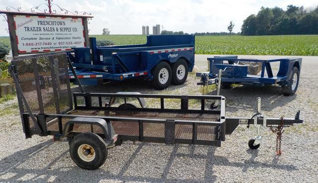 2008 Carry-On 4X8 UTILITY Utility Trailer