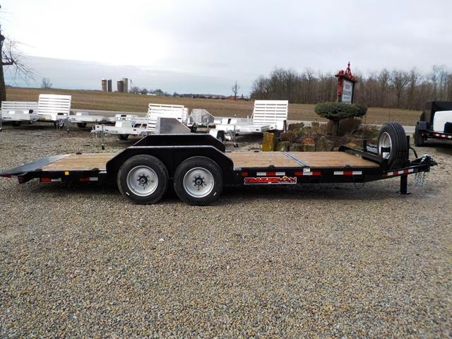 2018 Trailerman Trailers Inc. CTT7416 N14 164 Equipment Trailer