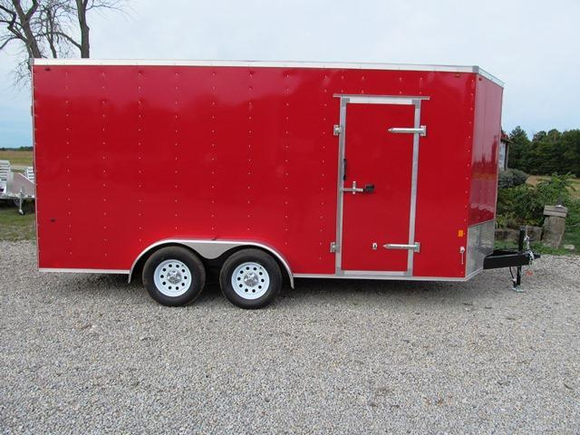 2019 Interstate SFC 716 TA2 Enclosed Cargo Trailer