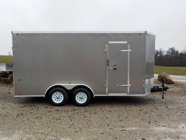 2019 Interstate IFC 716TA2 Enclosed Cargo Trailer
