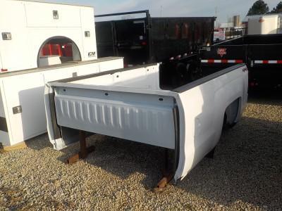 2018 Chevrolet 8' Truck Bed