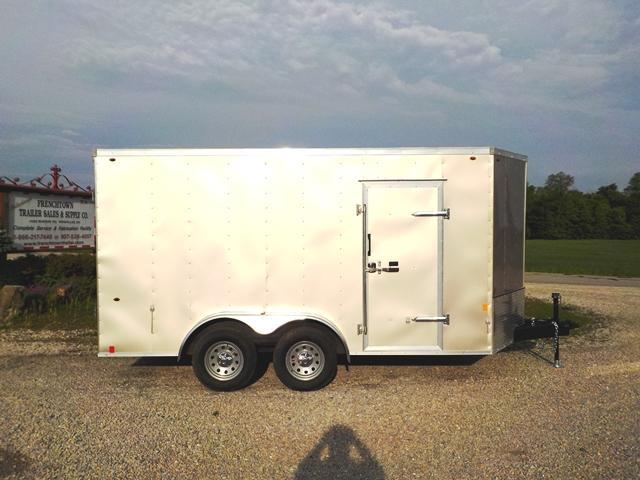 2019 Interstate IFC 714 TA2 Enclosed Cargo Trailer