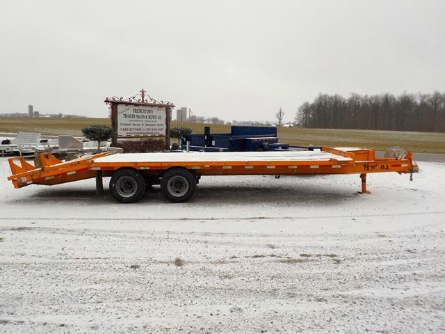 1996 HUDSON HTD 1025 Equipment Trailer
