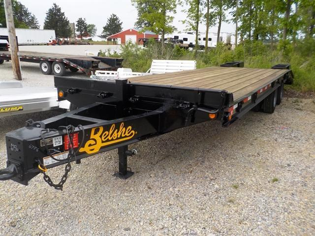 2003 Belshe DT-255-2AP Equipment Trailer - USED
