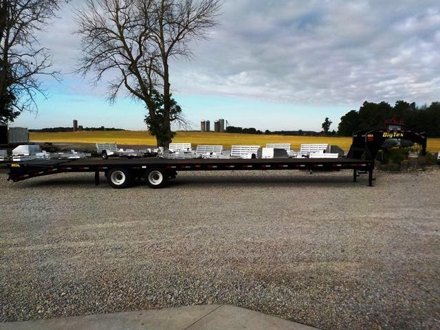 2017 Big Tex Trailers 22GN 35