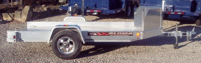 2015 Aluma UT 10 ATV Trailer