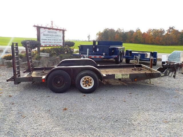 2001 Cronkhite 2600 - 15 Equipment Trailer - USED