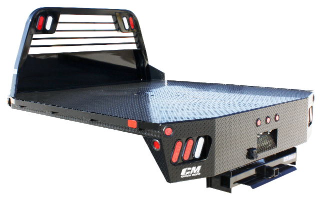 "2018 CM RD Truck Bed - 84"" / 84"" / 38-40-42"" / 42"""