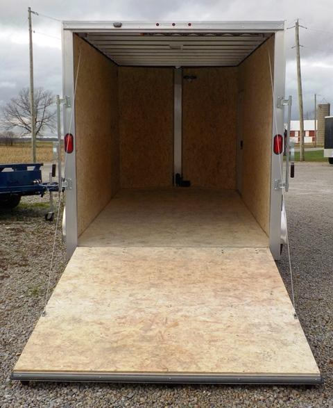 2016 Stealth Lite by ALCOM C7 14 Enclosed Cargo Trailer
