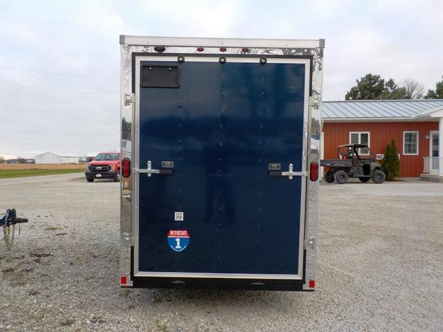 2017 Interstate IFC 612 SAFS Enclosed Cargo Trailer
