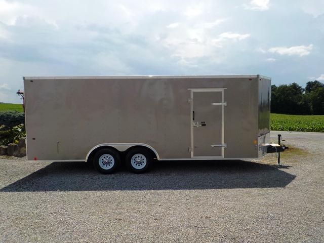 2020 Interstate IFC 820 XLT TA3 Enclosed Cargo Trailer