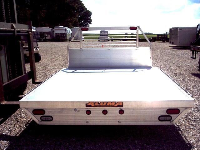 2015 Aluma 96096 Truck Bed / Equipment