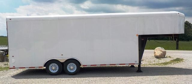 2016 Interstate WDGN 828 TA5 XLT Enclosed Cargo Trailer