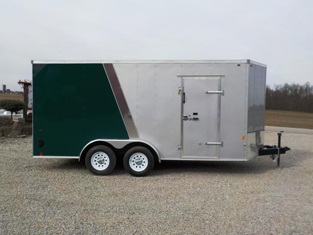 2018 Interstate IFC 716 TA2 Enclosed Cargo Trailer
