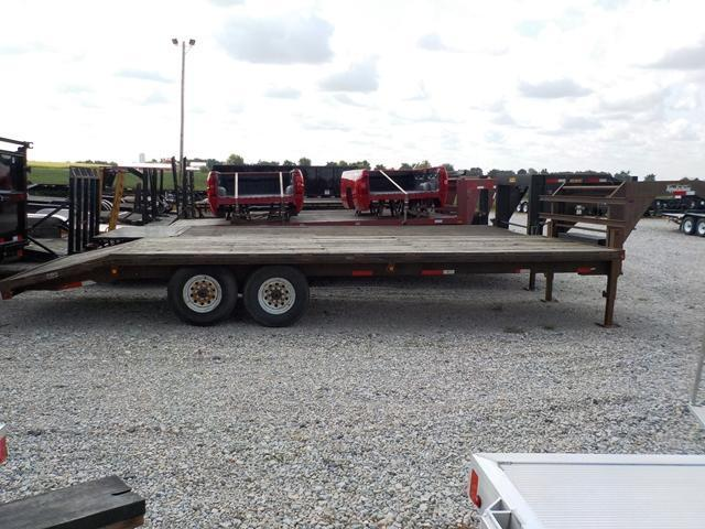 2002 Appalachian 14000 CONTRACTORS Equipment Trailer