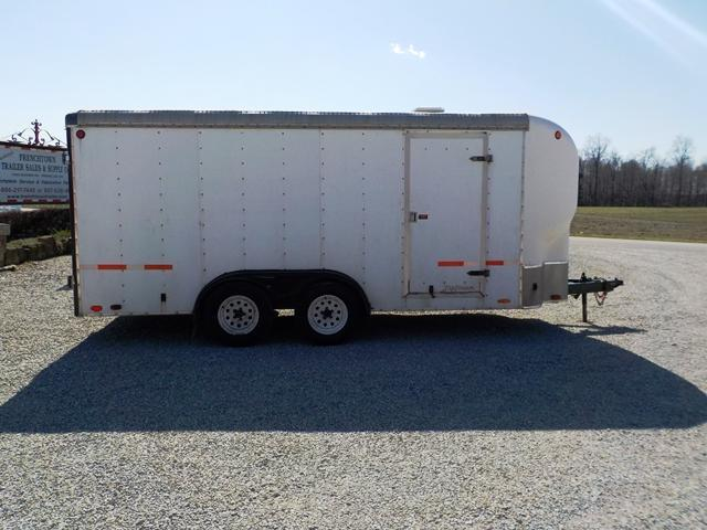 1990 Slip Stream Mirage 16T Enclosed Cargo Trailer