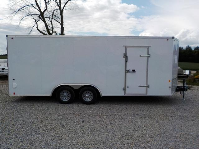 2018 Interstate IFC 820 TA2 XLT Enclosed Cargo Trailer