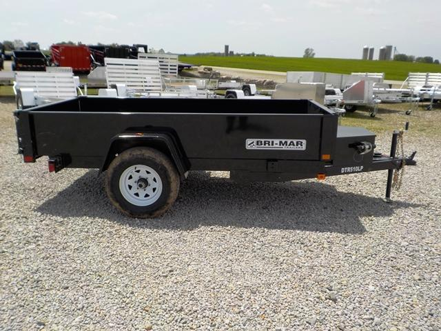 2019 Bri-Mar DTR510LP-5-D Dump Trailer