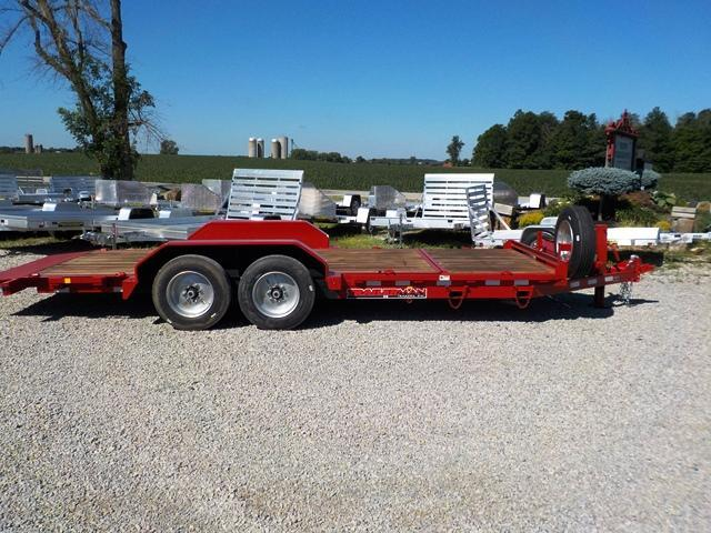 2018 Trailerman Trailers Inc. CTT 7416 N14 16