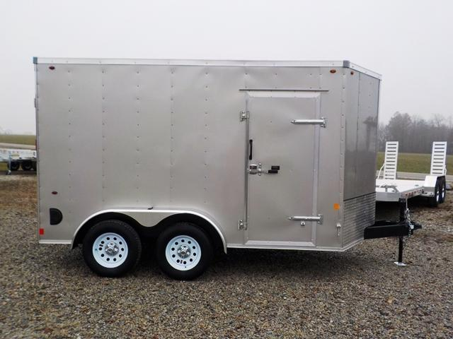 2019 Interstate IFC 712 TA2 Enclosed Cargo Trailer